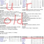 Enhanced Box Score: Cubs 10, Phillies 5 – July 22, 2009