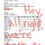 Enhanced Box Score: Cubs 0, Mariners 2 – June 22, 2010