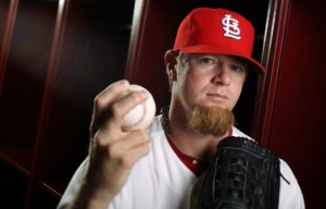 Worst Closer Facial Hair: Brian Wilson, Ryan Franklin, or John Axford?