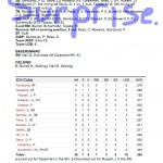 Enhanced Box Score: Giants 13, Cubs 7 – June 28, 2011 (Game One)