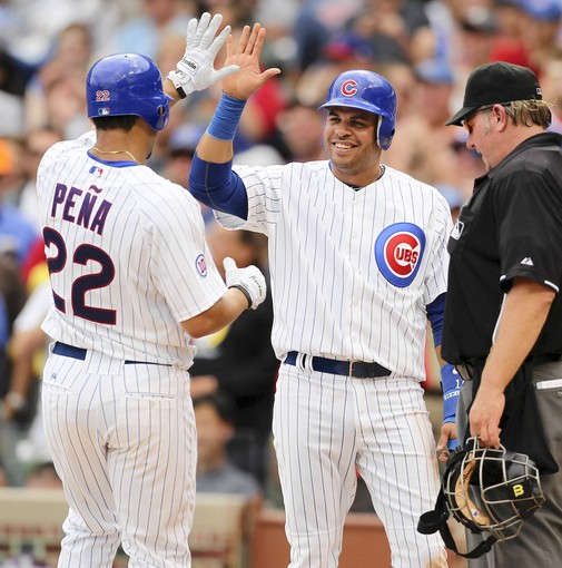 The Cubs Are Interested in Re-signing Carlos Pena and Other Bullets