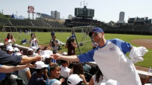 Kerry Wood Probably Won't Be Traded, Will Be Back from the DL Today, and Will Be Charitable