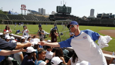Kerry Wood is Happy to Be Back with the Cubs, Isn't Exactly Oozing Optimism