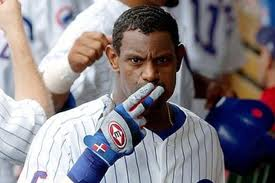 sammy sosa kiss