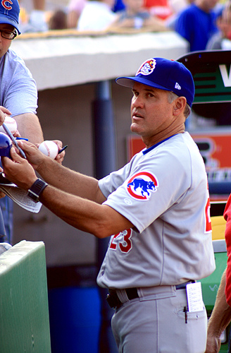 Theo Epstein Contacted Ryne Sandberg Today to Tell Him He Wouldn't Be a Candidate for Cubs' Managerial Opening (UPDATE)