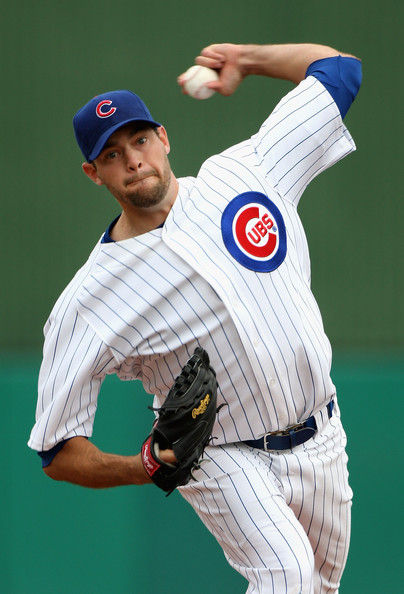 Report: The Sean Marshall/Travis Wood Deal is Happening