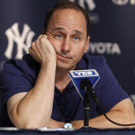Obsessive Cubs GM Watch: Rumor Has It Ricketts Has Wanted Brian Cashman for Months