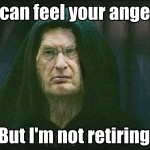 emperor selig not retiring