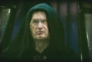 Fun with Photoshop: Emperor Selig