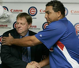 Carlos Zambrano Officially Back on the Roster, Justin Berg and Brian Schlitter Designated for Assignment