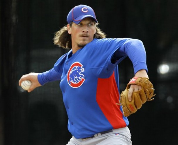 Rumor: Diamondbacks Want Jeff Samardzija (and I Want to Be Five Inches Taller)