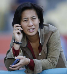 Obsessive Cubs GM Watch: Kim Ng is Probably a Candidate