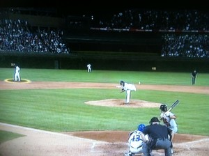 starlin castro not paying attention