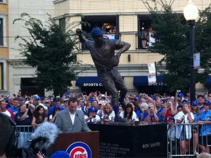 Ron Santo Forever and Other Bullets