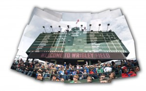 Photos of Photos of Wrigley Field