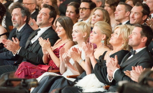 oscars audience
