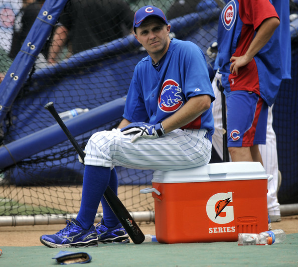 So Long, Tony: Cubs Trade Campana to the Diamondbacks for Two Young Pitching Prospects