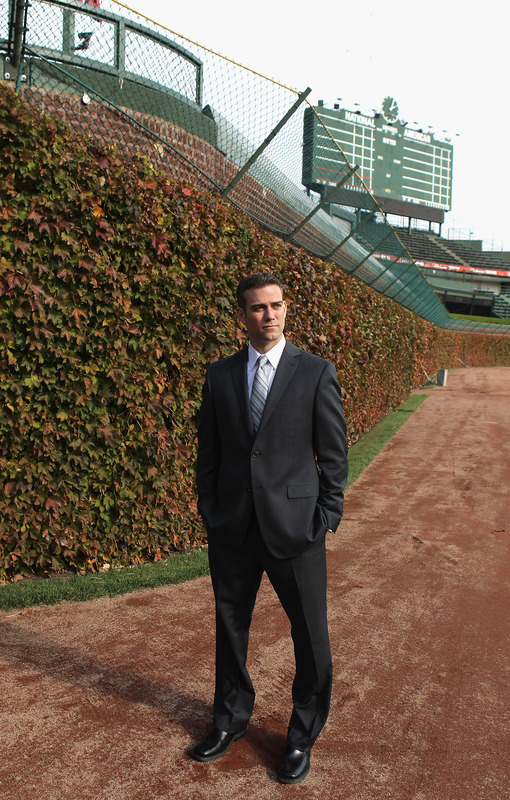 Theo at Wrigley Field