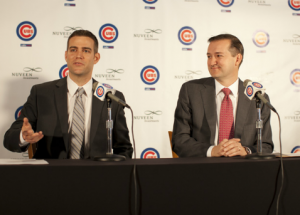 Tom Ricketts is Happy