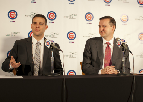 Tom Ricketts is Happy: Care to Caption Today's Glorious Introduction?