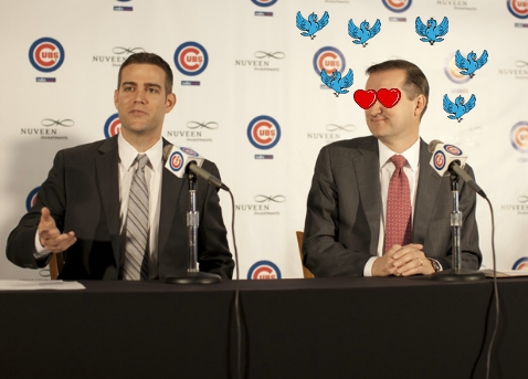 Tom Ricketts is in Love