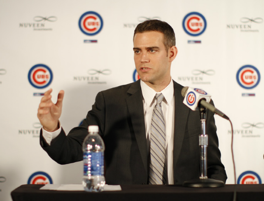 Theo Epstein Says Baseball Operations is Spending Every Dollar Available, and Payroll is Maxed Out