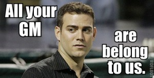 Theo Epstein Squeal Watch: Compensation to Boston Still An Issue