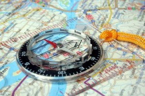 roadmap and compass