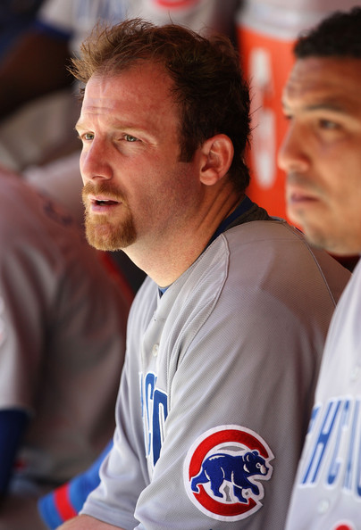 God's Wrath Watch(?): Ryan Dempster Discusses His Injury and Ongoing Trade Rumors