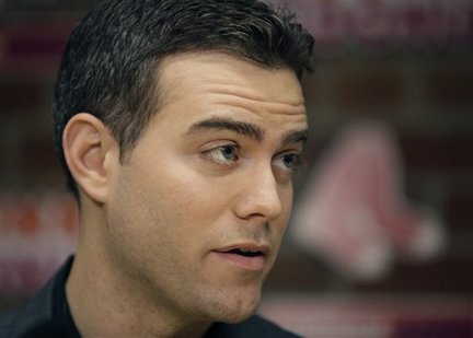 Theo Epstein Morning Update: Any Reasons for Concern?