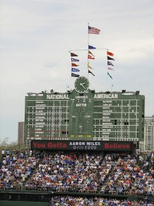 Saying Goodbye to the Old Scoreboard? and Other Bullets (UPDATE)