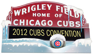 The Complete 2012 Cubs Convention Schedule
