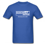 High Fives for BN Shirt-Wearers at Games and Statues – And a Special Offer (Free Shipping)