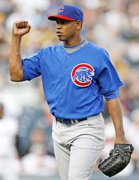 Carlos Marmol Comes to Camp 15 Pounds, and a Pitch, Lighter