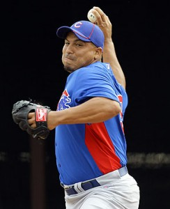 carlos zambrano throw