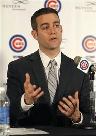 Theo Epstein Shares a Few Thoughts on the Pitching in the Cubs' Draft