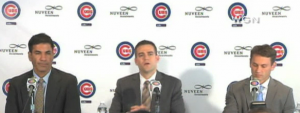 More Notes and Quotes from the New Men in Charge: Theo Epstein, Jed Hoyer, and Jason McLeod