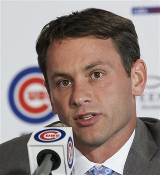 Jed Hoyer Speaks: Matt Garza, Theo Compensation, Hoyer's Role, LaHair/Rizzo, Starting Pitchers