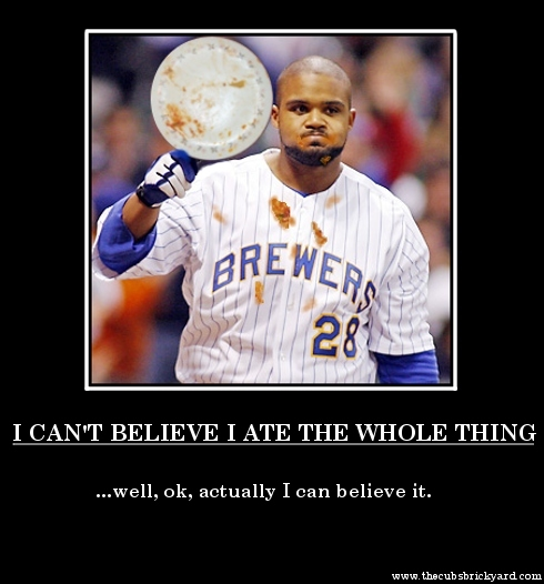 The Case Against Signing Prince Fielder