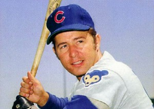 Ron Santo Gets Another Shot and Other Bullets