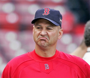 Obsessive New Manager Watch: Francona Out