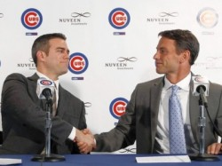 Theo Epstein and Jed Hoyer Speak About the (Potentially) Impending Madness