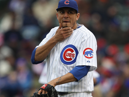 Matt Garza and the Cubs Avoid Arbitration on One-Year, $10.25 Million Contract for 2013