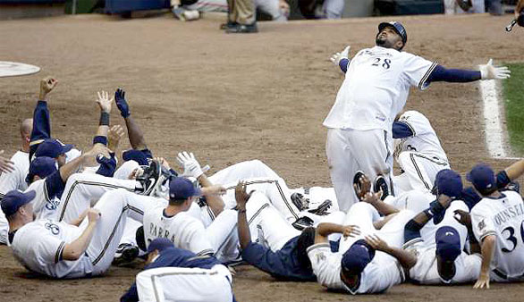 Friday Night Captioning: Prince Fielder Goes Boom