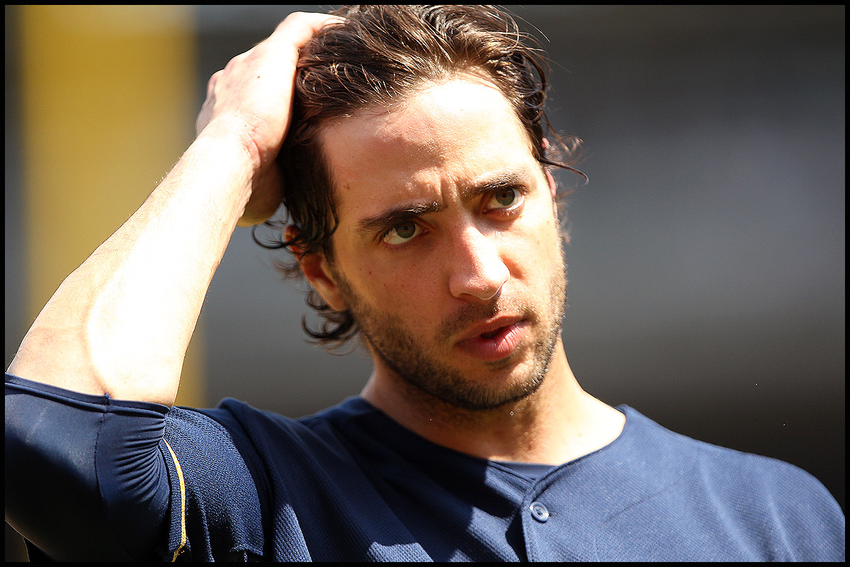 A Report Says Ryan Braun Did Not Take PEDs and Other Bullets