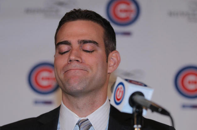 "Theo Epstein Thinks His Compensation Issue Should Be Resolved ""Soon"""