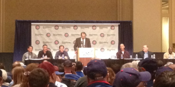 coaches panel at CubsCon