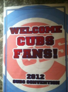 cubs con 2012 welcome