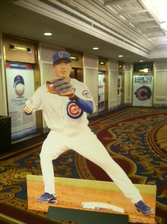 Darwin Barney Owes Anthony Rizzo a Steak and Other Bullets