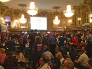 opening ceremonies at CubsCon